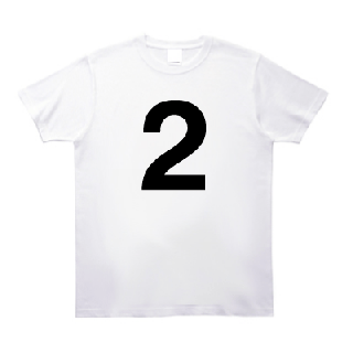 2 Tシャツ [日経平均株価 2万円突破]
