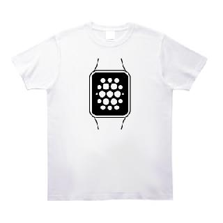 アッポゥウォッチ Tシャツ [腕時計型端末 発売]