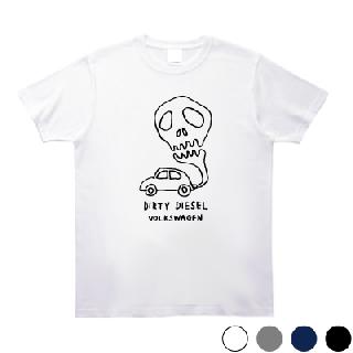 フォルクスワーゲン Tシャツ [排ガス不正]