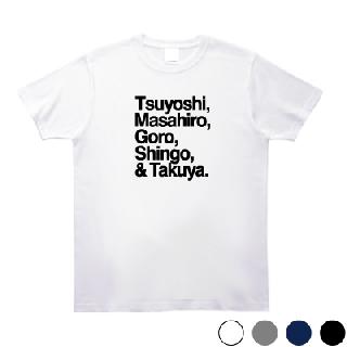 SMAP分裂 Tシャツ [解散!?]