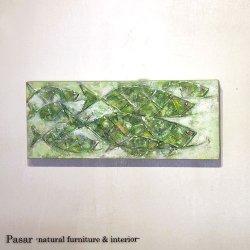 GREEN IKAN  50×20(cm)