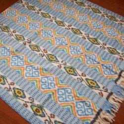 手織りイカットA 120×250(cm)