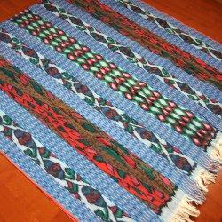 手織りイカットBL 120×250(cm)