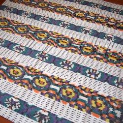 手織りイカットBO 120×250(cm)