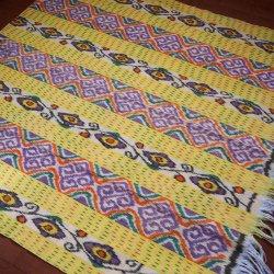 手織りイカットY 120×250(cm)