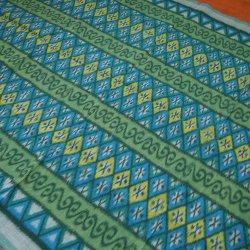 手織りイカットIK 120×250(cm)