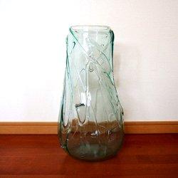 バリガラスのフラワーベース