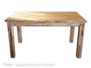 【送料無料】SeaStyle ダイニングテーブル W150(cm)