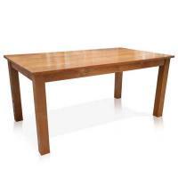 【送料無料】シンプル ダイニングテーブル W165(cm)