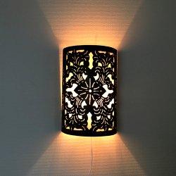 Bunga壁ランプ