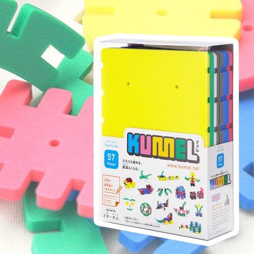 【知育玩具】KUMEL ファミリーセット