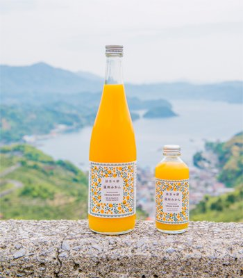 柑橘ジュース(温州みかん)