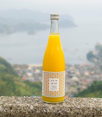 柑橘ジュース(伊予柑)