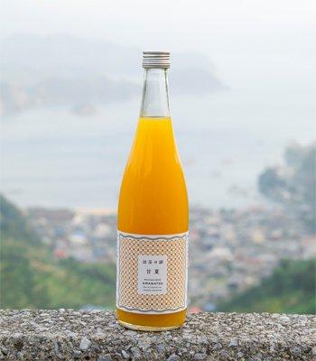 柑橘ジュース(甘夏)