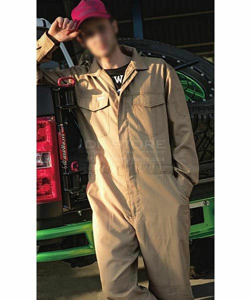 【グレースエンジニアーズ】GE-127「長袖つなぎ」のカラー18