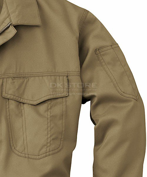 【グレースエンジニアーズ】GE-127「長袖つなぎ」のカラー10