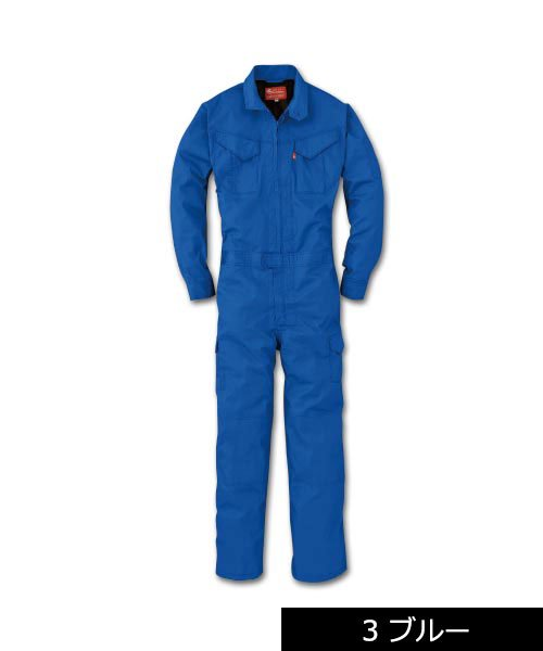 【グレースエンジニアーズ】GE-628「長袖つなぎ」のカラー2