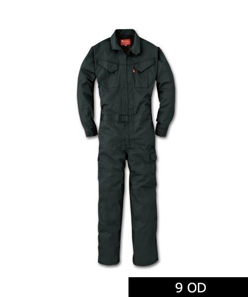 【グレースエンジニアーズ】GE-628「長袖つなぎ」のカラー4