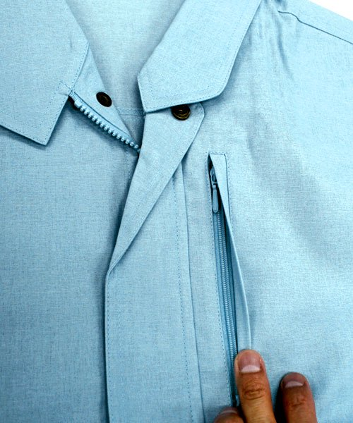 【カンサイユニフォーム】K8091(80912)「長袖ブルゾン」のカラー5