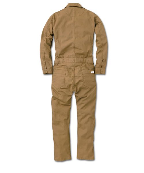【グレースエンジニアーズ】GE-130「長袖つなぎ」のカラー6