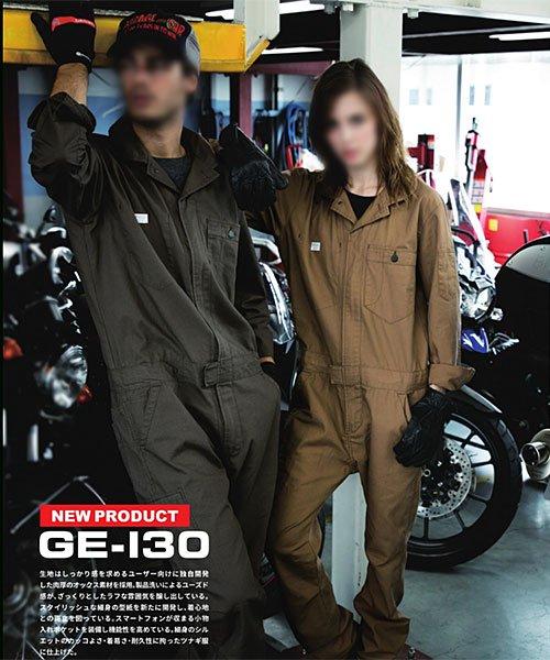 【グレースエンジニアーズ】GE-130「長袖つなぎ」のカラー10