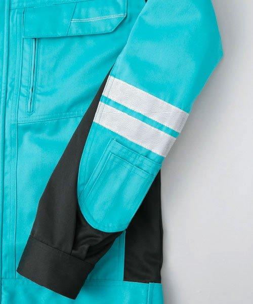 【DAIRIKI】31702サイレントガード「長袖ブルゾン」のカラー7