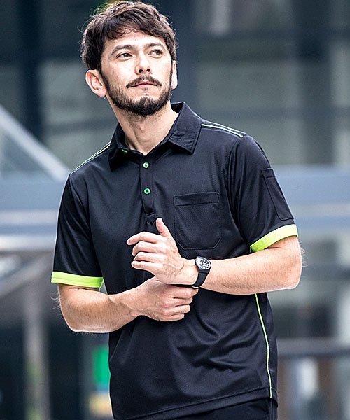 【DAIRIKI】01627「半袖ポロシャツ」のカラー8