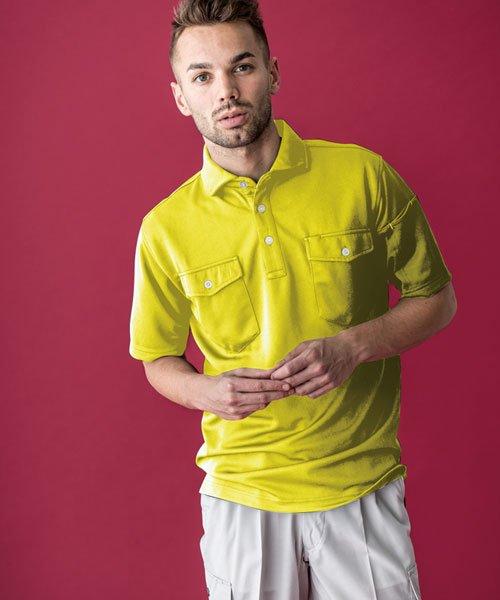 【カンサイユニフォーム】K24404「半袖ポロシャツ」のカラー13