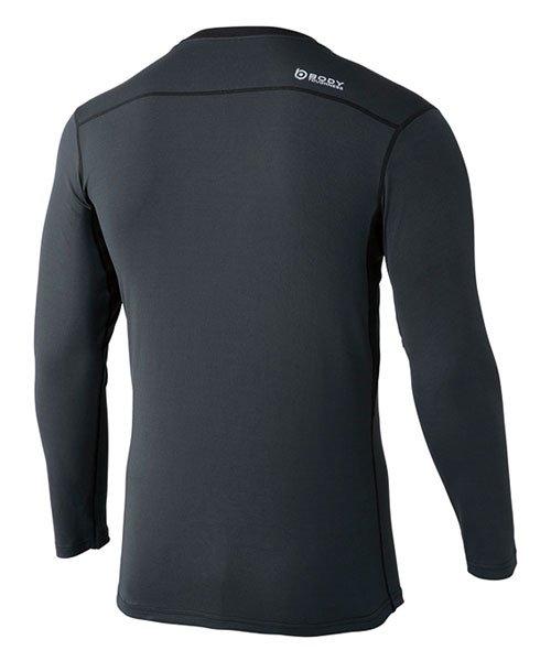 【おたふく手袋】JW-602 BTデュアルメッシュロングスリーブクルーネックシャツ「コンプレッション」のカラー6