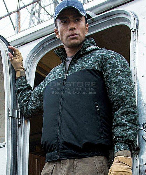【サンエス】空調風神服KU92310 ブルゾン単品「空調服」のカラー11