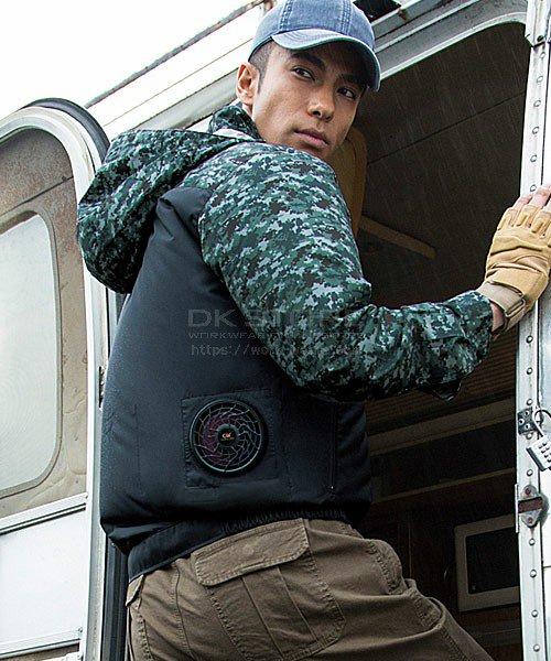 【サンエス】空調風神服KU92310 ブルゾン単品「空調服」のカラー10