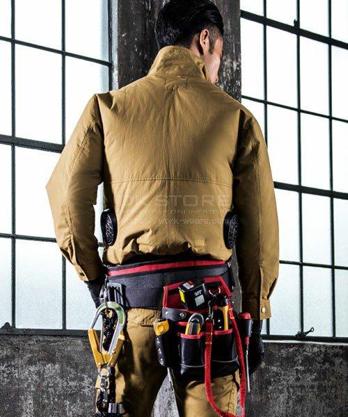 【サンエス】空調風神服KU91400 ブルゾン単品「空調服」のカラー8