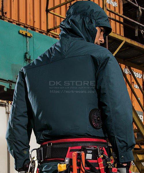 【サンエス】空調風神服KU91410 ブルゾン単品「空調服」のカラー8