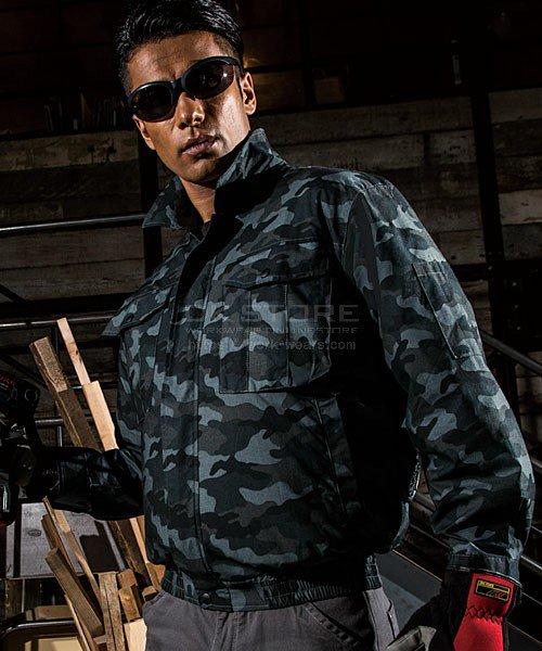 【サンエス】空調風神服KU91310 ブルゾン単品「空調服」のカラー7