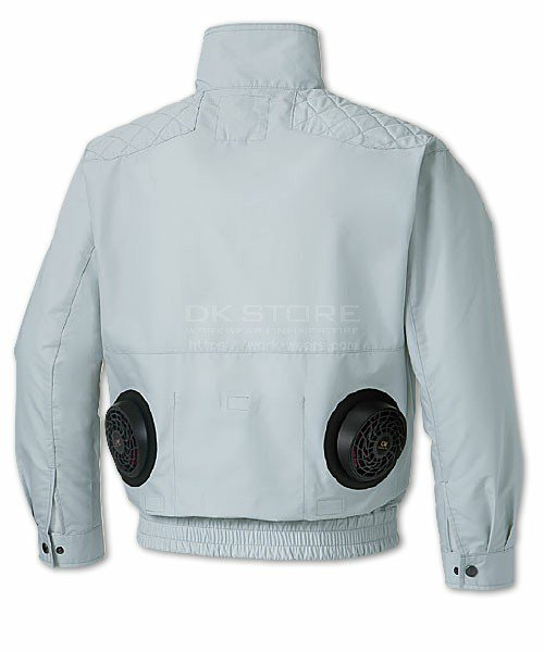 【サンエス】空調風神服KU90430 肩パッド付長袖ブルゾン単品「空調服」のカラー5
