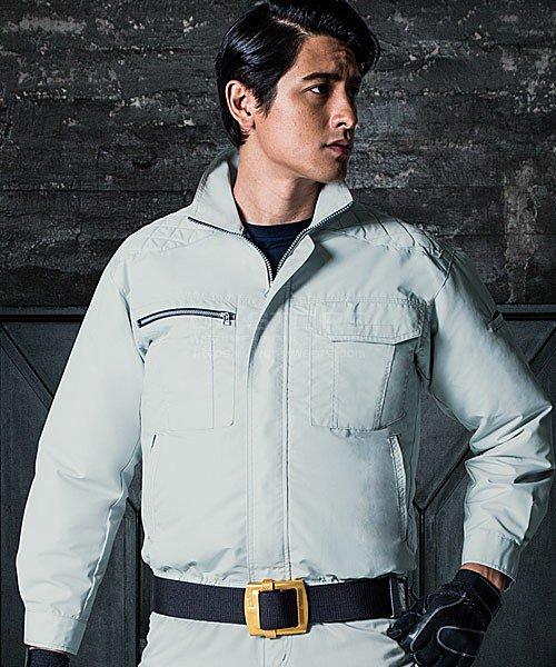 【サンエス】空調風神服KU90430 肩パッド付長袖ブルゾン単品「空調服」のカラー10