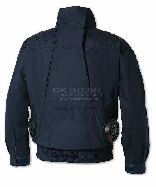 【サンエス】空調風神服KU92600 チタン加工風気路長袖ブルゾン単品「空調服」のカラー5