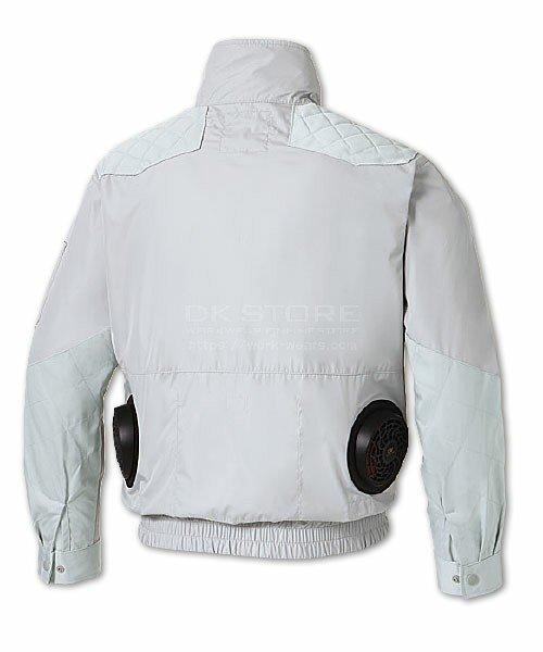 【サンエス】空調風神服KU92200 チタン加工肩パッド付長袖ブルゾン単品「空調服」のカラー10