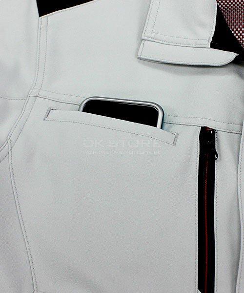 【カンサイユニフォーム】K9001(90012)「長袖ブルゾン」のカラー7