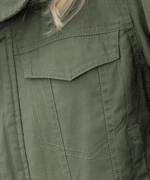【グレースエンジニアーズ】GE-200「レディース長袖つなぎ」のカラー14