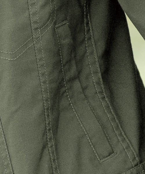【グレースエンジニアーズ】GE-200「レディース長袖つなぎ」のカラー7