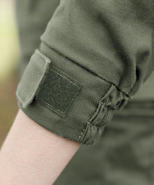 【グレースエンジニアーズ】GE-200「レディース長袖つなぎ」のカラー8