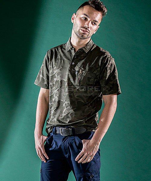 【tASkfoRce】47654「半袖ポロシャツ」のカラー6