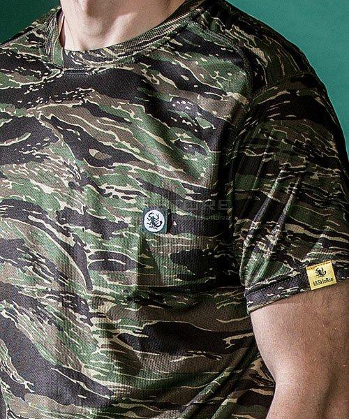 【tASkfoRce】06589「迷彩半袖Tシャツ」のカラー9