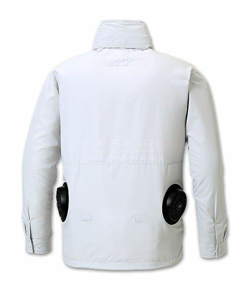 【サンエス】空調風神服KU90520S フード付スタッフジャンパー「空調服」のカラー6