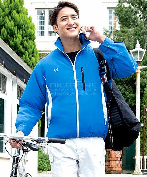 【サンエス】空調風神服KU90520S フード付スタッフジャンパー「空調服」のカラー7