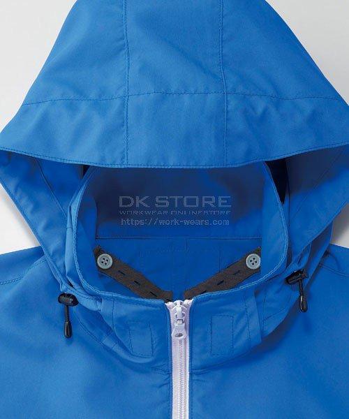 【サンエス】空調風神服KU90520S フード付スタッフジャンパー「空調服」のカラー9