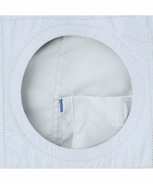 【サンエス】空調風神服KU91620 袖取り外し長袖ブルゾン「空調服」のカラー11