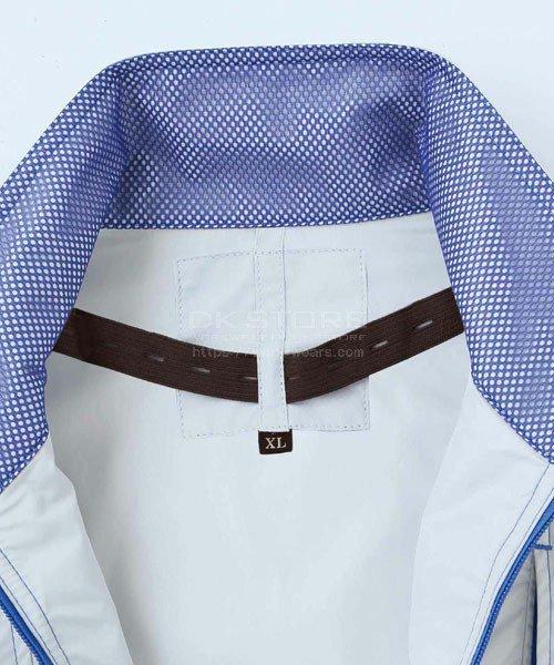 【サンエス】空調風神服KU91620 袖取り外し長袖ブルゾン「空調服」のカラー7