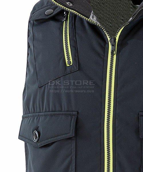 【tASkfoRce】中綿ベスト 00104「防寒ベスト」のカラー6